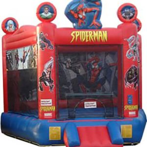 spiderman jumping castle newcastle