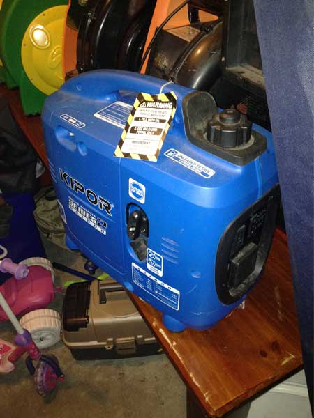 cheap generator hire central coast