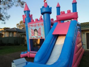jumping castle hire central coast party hire