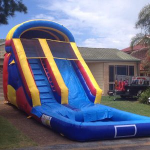 waster slide hire newcastle