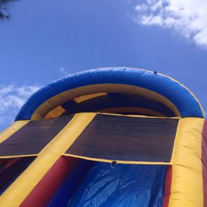 best water slide hire central coast