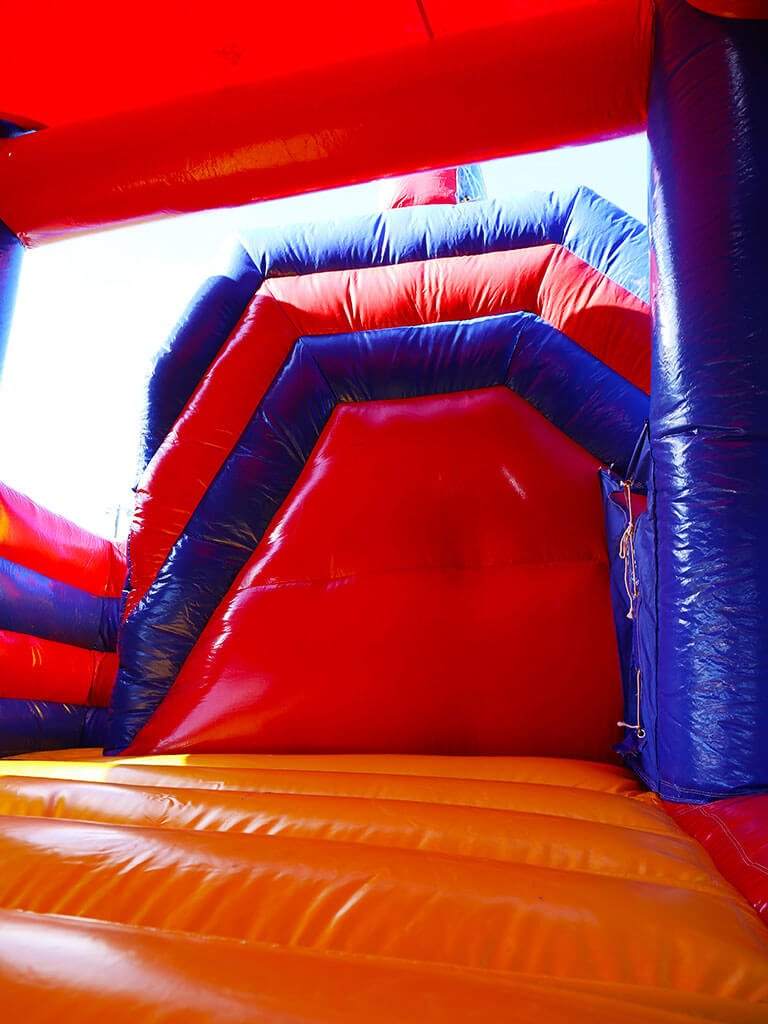 internal play area