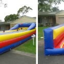 hire the bungee run inflatable