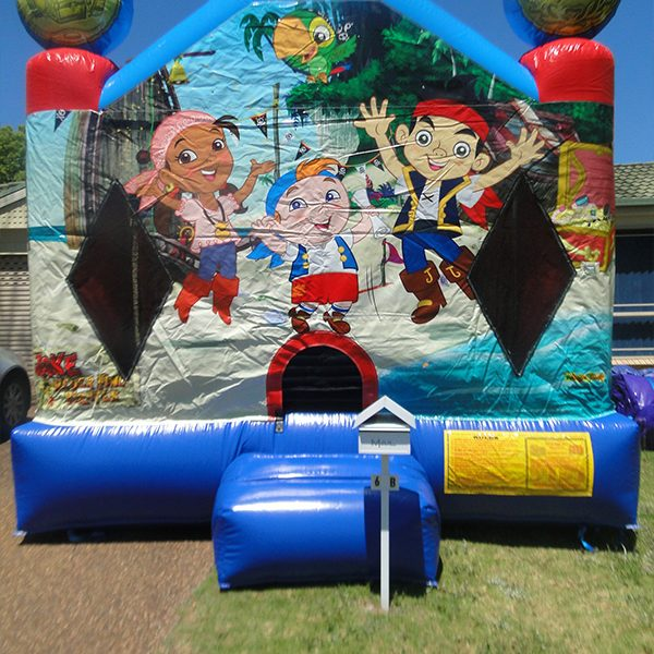 disney theme jumping castle hire