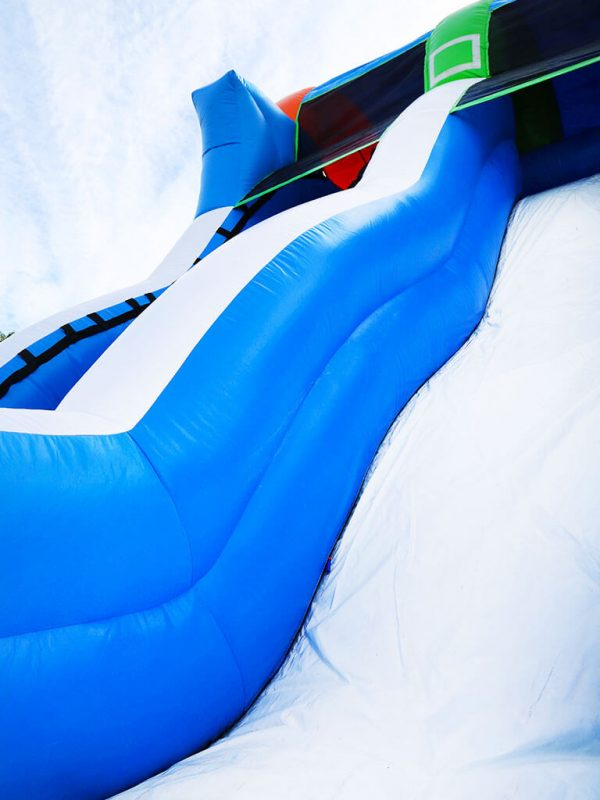 slide close up