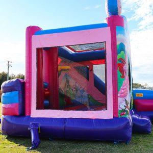bounce area